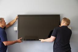Duvar Televizyon Montajı
